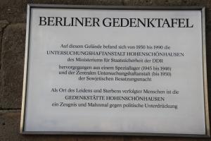 Stasigefängniss 15. Sep.2018