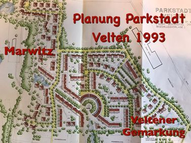 Parkstadt II gehört zu Velten!